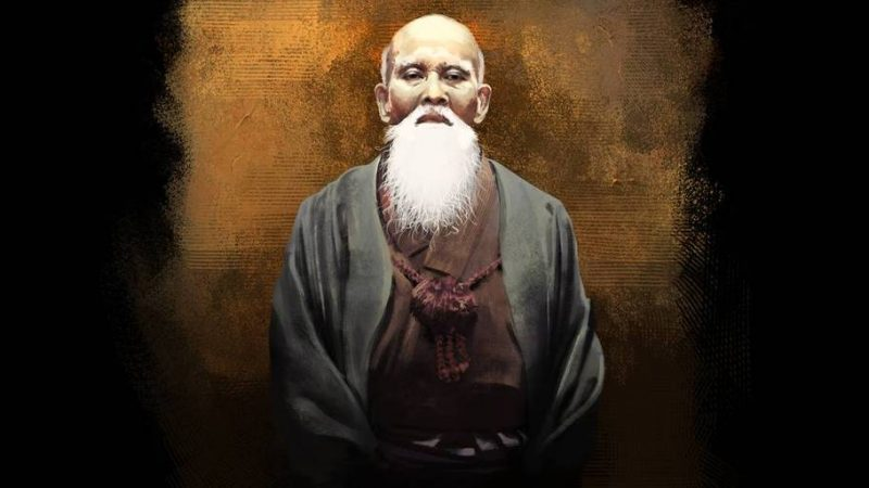 BIOGRAPHY OF MORIHEU UESHIBA. AIKIDO