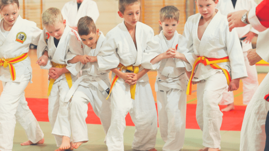 Bullying and martial arts in children