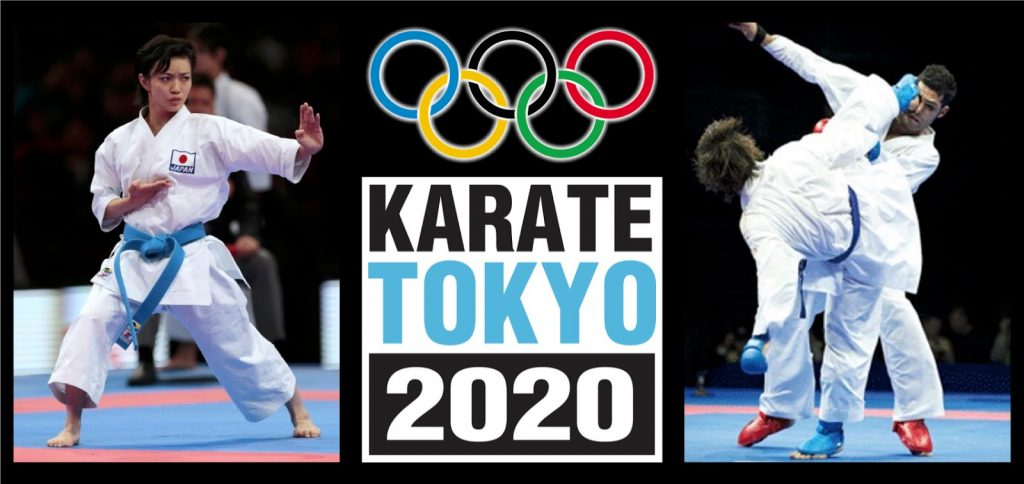Karate rules according to the WKF Tokio 2020