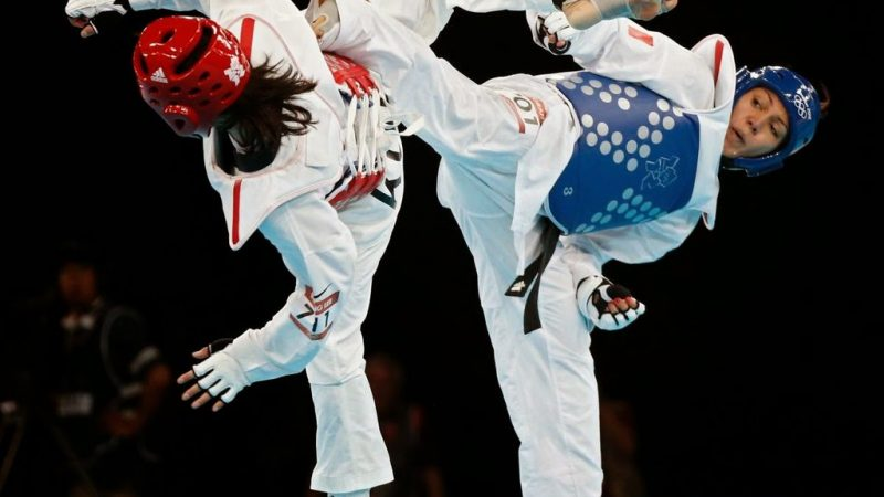 Taekwondo rules according to the WTF