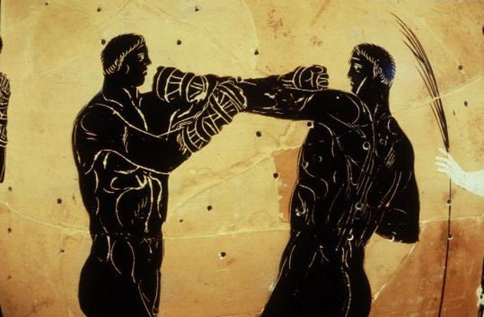HISTORY OF CAESTUS, ANCIENT BOXING GLOVE