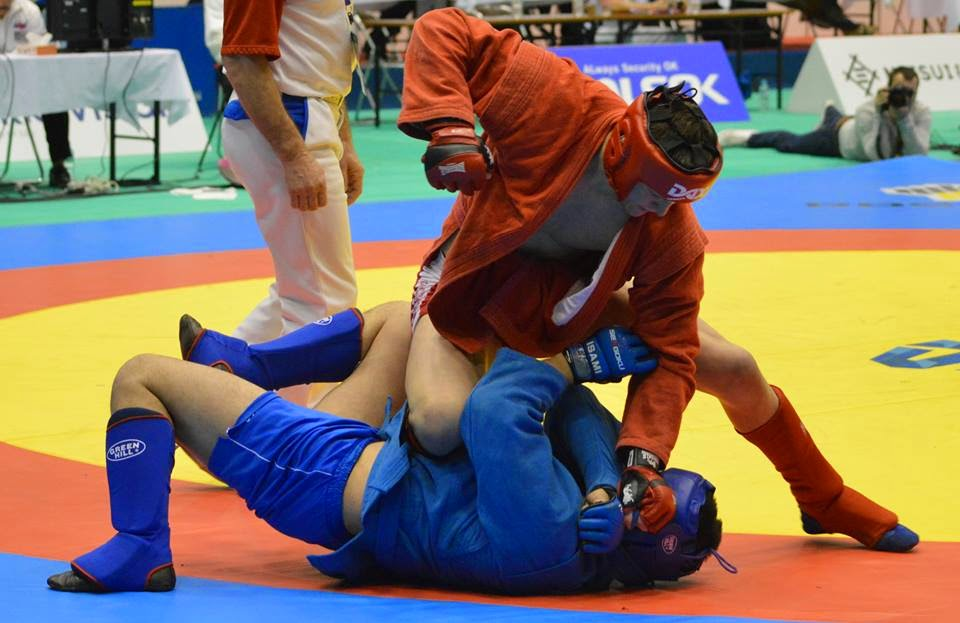 SAMBO COMPETITION RULES