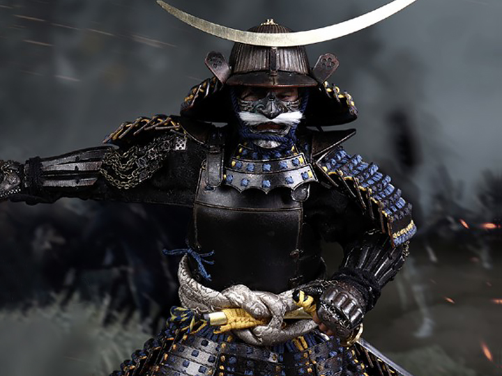 FAMOUS SAMURAIS: DATE MASAMUNE, THE ONE-EYED DRAGON