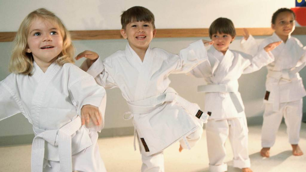 Judo, benefits for children