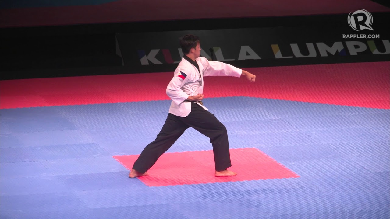 2nd POOMSAE TAEGUK I CHANG