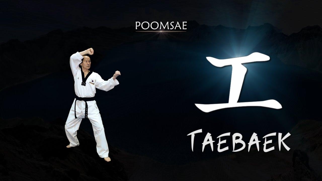 POOMSAE TAEBEK